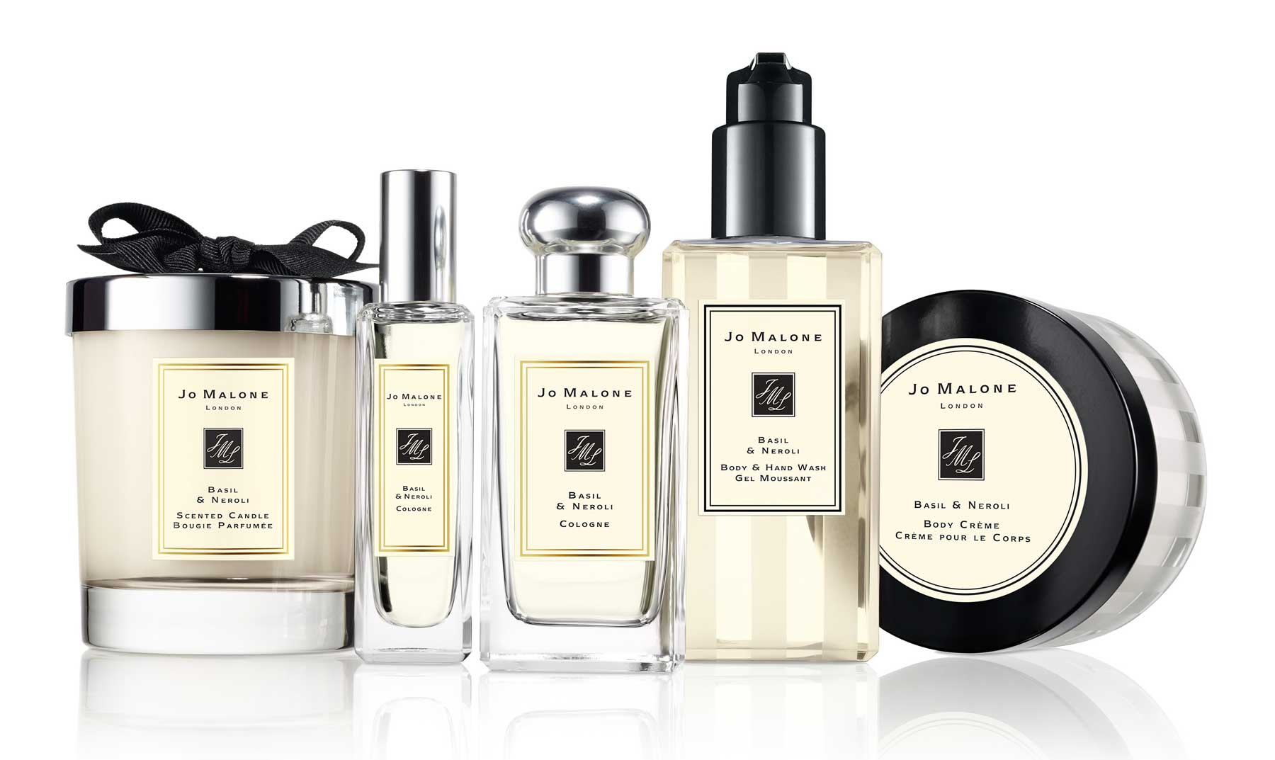 The spirit of England – Jo Malone!