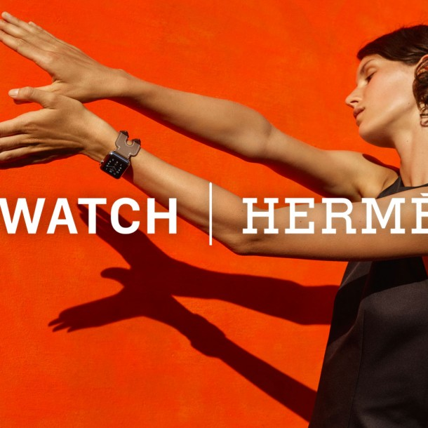 When time counts… Apple Watch Hermes!