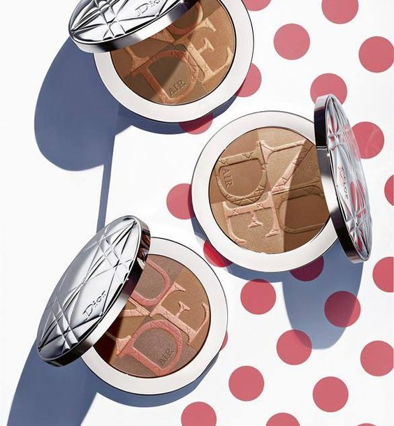 It's a Pop Summer! Milky dots by Dior!