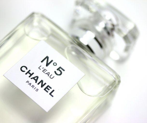 Νο5 L'Eau, Chanel. Το κορυφαίο άρωμα της χρονιάς!
