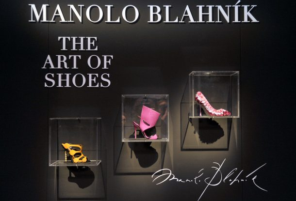 The Art of Shoes, Manolo Blahnik!