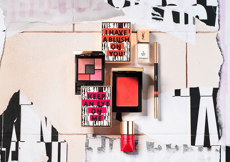 The Street and I collection – Yves Saint Laurent 2017!