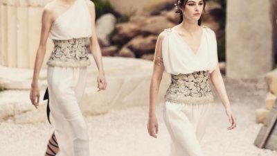 "Chanel Cruise 2018 – ""The Modernity of Antiquity"""