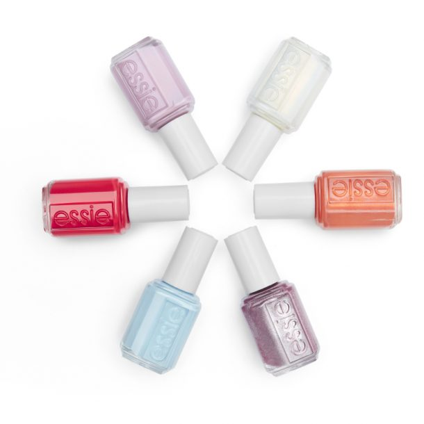 1st June, National Nail Polish Day –  Essie Party!