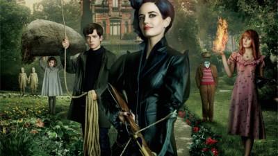 Tim Burton. Miss Peregrine's Home for Peculiar Children