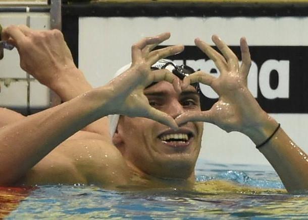 """Ανδρέας Βαζαίος! 1:58.18! To γρήγορο """"στυλ"""" του Πρωταθλητή!"""
