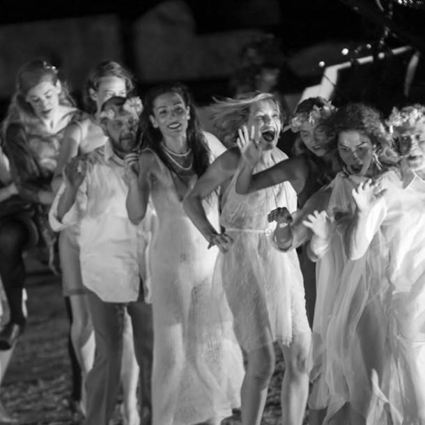 Λυσιστράτη  Αριστοφάνη, το σκηνοθετικό μανιφέστο του Μιχαήλ Μαρμαρινού.
