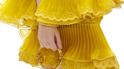 Yellow The Color trend –  A golden state of mind!