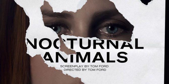 Tom Ford's wild Kingdom! Nocturnal Animals!