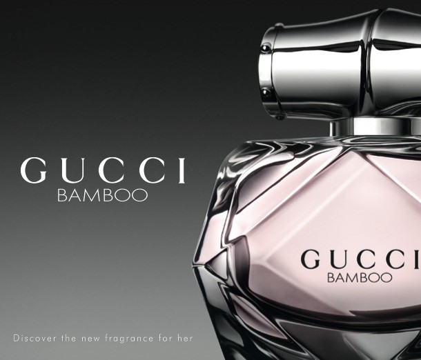 Gucci Bamboo. Underneath it all she wears.