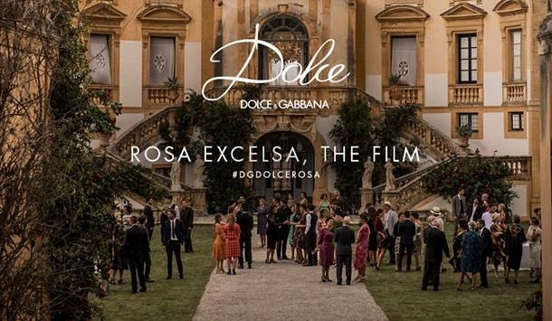 Dolce & Gabbana's Fragrance Film With Sophia Loren.
