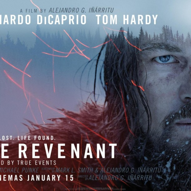The Revenant of Men. Leonardo DiCaprio.