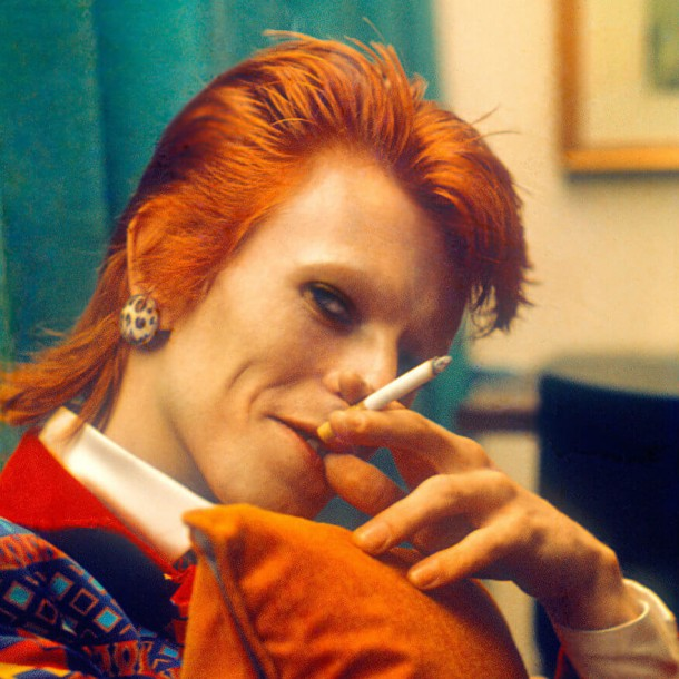 Have you scheduled some Stardust? Ziggy Stardust!