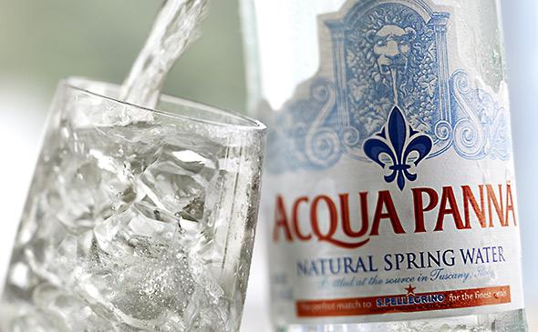 Acqua Panna -The Italian Queen!