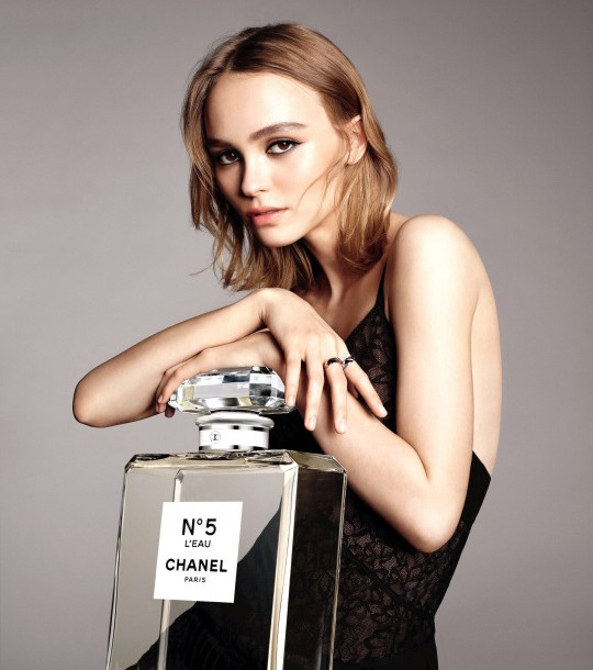 Chanel No 5 L' eau… You Know me and you Don't!