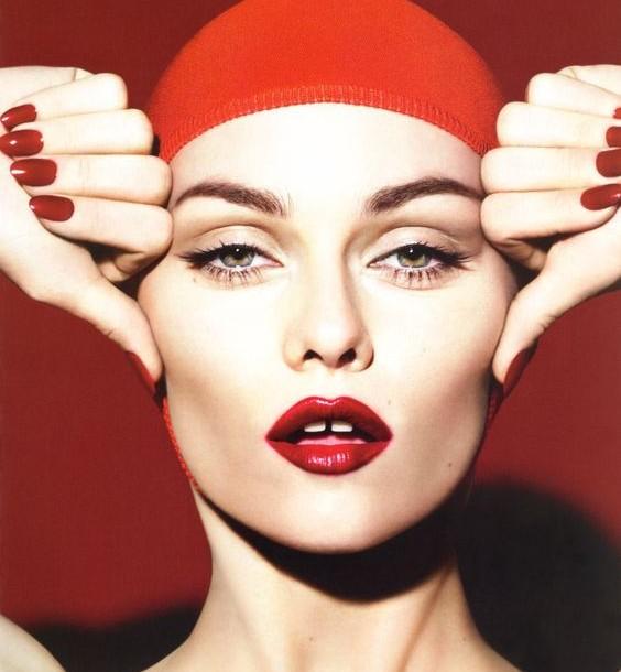 Red Hot Chili … Lips!