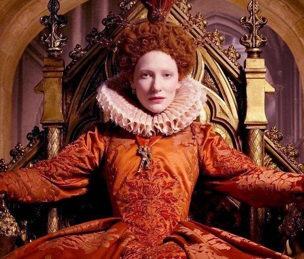 Elizabeth –  The Golden Age!