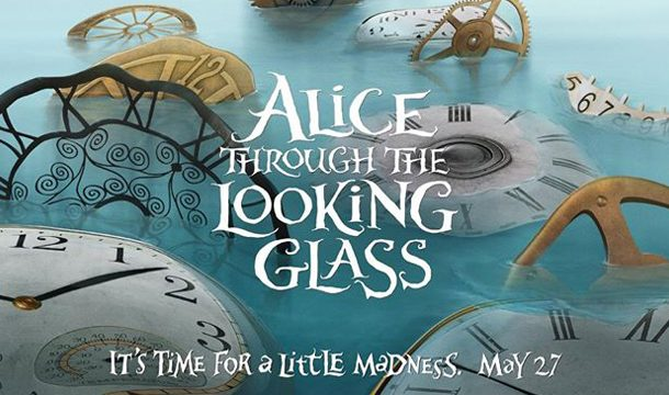 Alice in Wonderland 2! Through the looking glass!