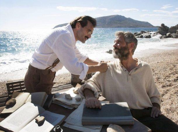 """Το νέο όραμα του κορυφαίου σκηνοθέτη Γιάννη Σμαραγδή λέγεται """"Καζαντζάκης""""."""