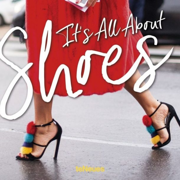 It's all about shoes!