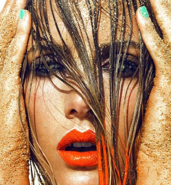 Beach Hair – Wet Look! Μαλλιά πιο sexy από ποτέ!