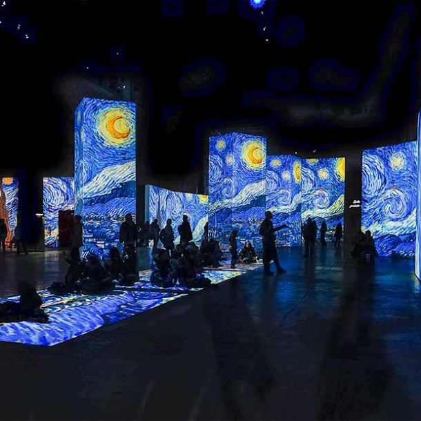 Van Gogh Alive – Τhe experience!