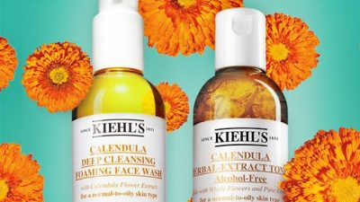 Kiehl's – Calendula Family! Skincare by the nature!