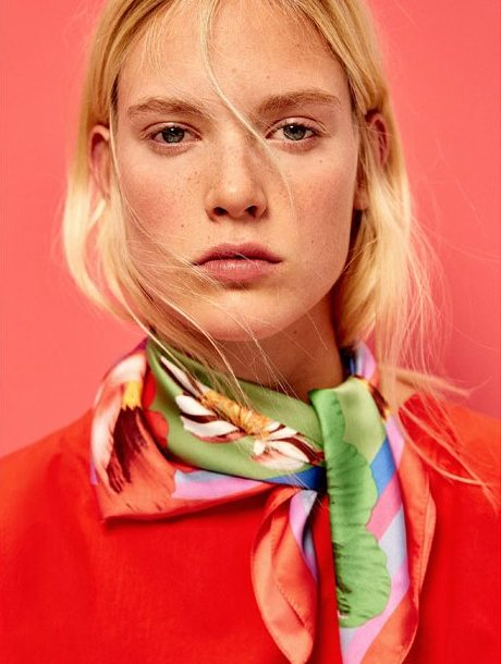 Lady head to toe – Silk scarves give us the power!