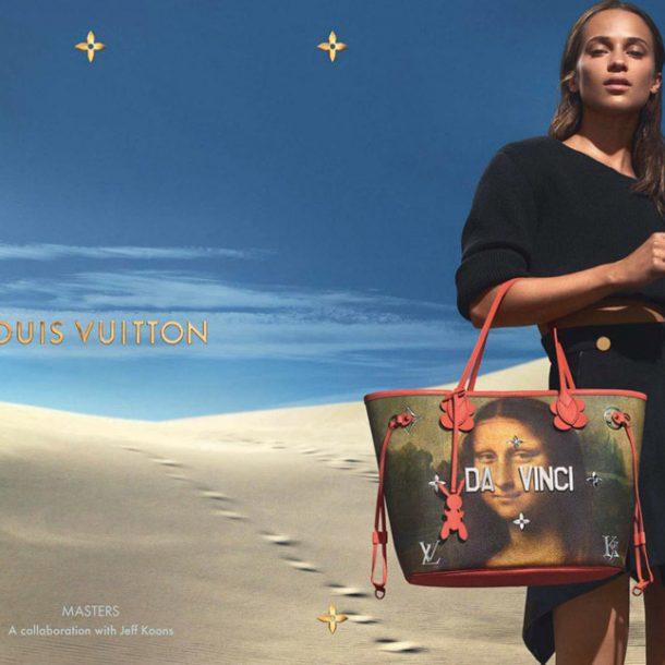 Masters – Louis Vuitton x Jeff Koons!