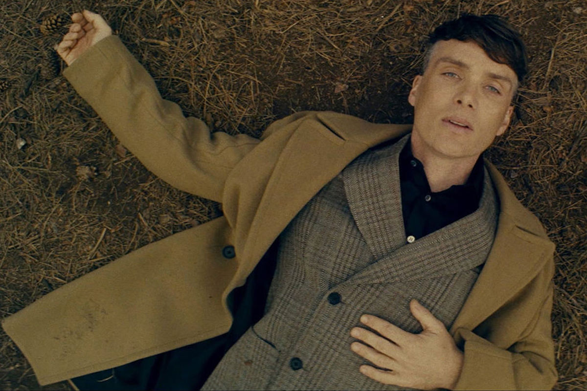 Black Park – Cillian Murphy For Stella McCartney! In Style we trust.