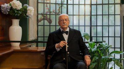 Ευτύχιος Αλεξανδράκης – Η Ερμού είναι η ζωή μου!
