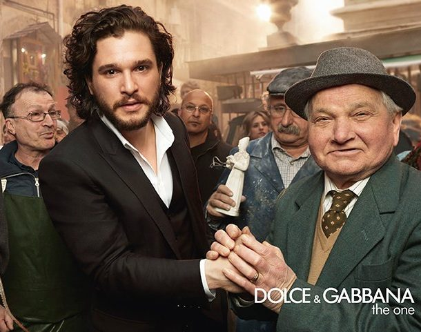The One, a new campaign, the new ambassador Kit Harington!