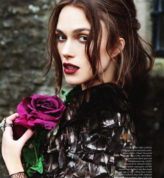 Domestic Goddess – Why the World Needs Keira Knightley!