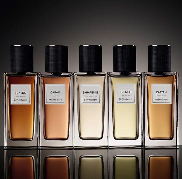 To Βεστιάριο των αρωμάτων – Yves Saint Laurent!