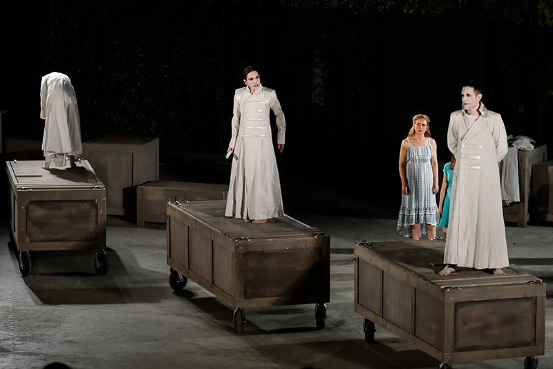 Ιφιγένεια εν Αυλίδι… Ο τεράστιος Ευριπίδης… Η καθηλωτική παράσταση!