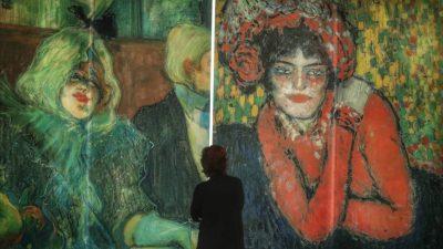 Ισπανία –  Picasso/Lautrec στην ίδια πόλη!