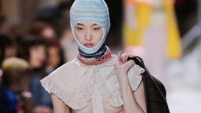 Calvin Klein 2018 – H πασαρέλα γέμισε Pop Corn !