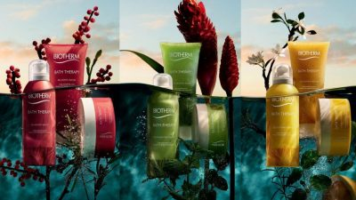 Get in the water – Biotherm νέα σειρά Bath Therapy!