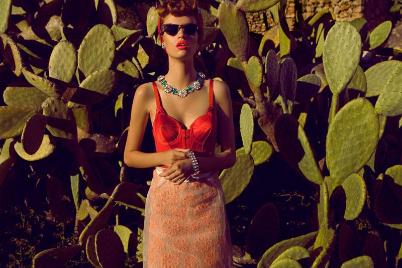 Feminine Silhouette -Tα μαγιό του φετινού καλοκαιριού είναι διαφορετικά!