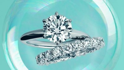 Real is Rare – Real is a Dianond… at Tiffanys & Co!