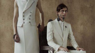 Best Men's Fashion Collection A/W17 – Alexander McQueen!