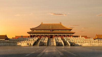"""Η """"Απαγορευμένη Πόλη"""" του Πεκίνου στο Μουσείο Ακρόπολης!"""