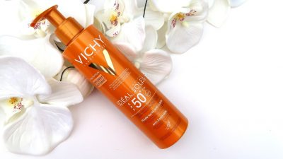 You are the sun – Idéal Soleil Anti-Sand Milky – Vichy!