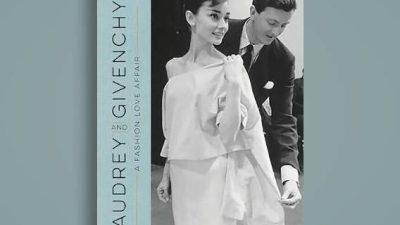 H Audrey φορούσε μόνο Givenchy!