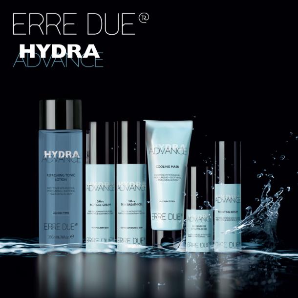 Hydra Advance – Erre Due – Η απόλαυση της ενυδάτωσης!