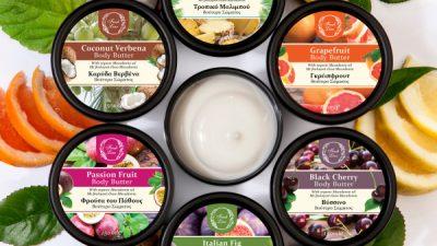 H Fresh Line παρουσιάζει 6 νέα, καλοκαιρινά Body Butters που συναρπάζουν!