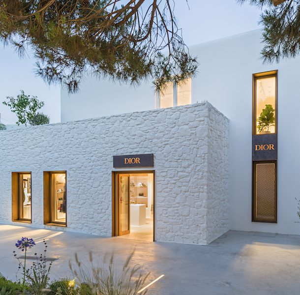 DIOR ET LA GRECE – The Pop up store in Mykonos!