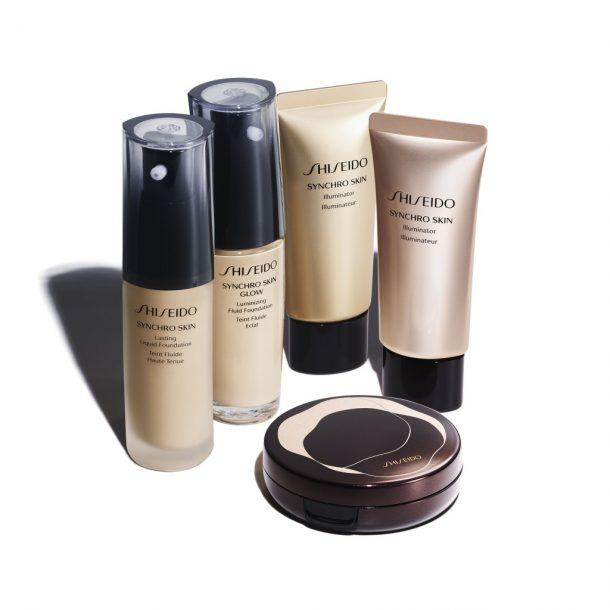 Precious Shiseido – Η καινοτομία SynchroSkin!