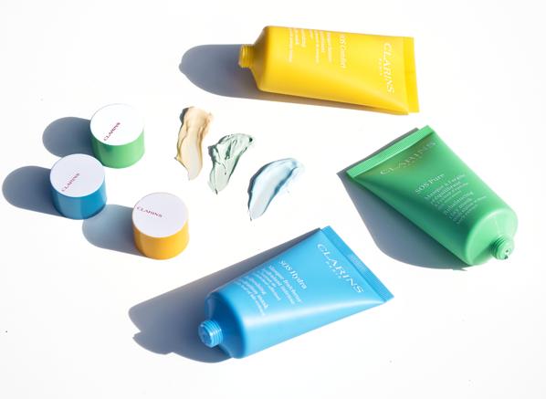 Fresh Face – Clarins!