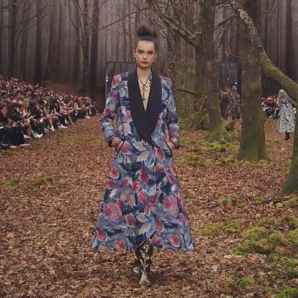 Lost in the Forest of style – Chanel Fall – Winter 2018/2019!